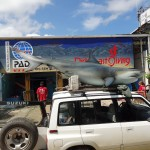 c-transporte al dive shop